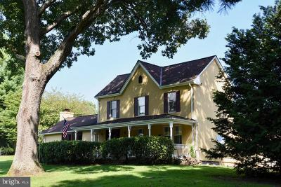 Rappahannock County Single Family Home For Sale: 402 Castleton View Road