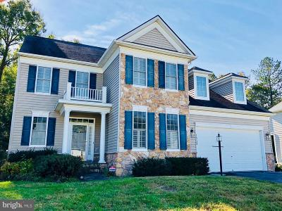 King George County Single Family Home For Sale: 16728 Fairfax Drive