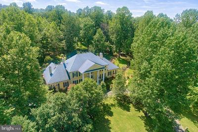 Fauquier County Single Family Home For Sale: 3318 Bust Head Road