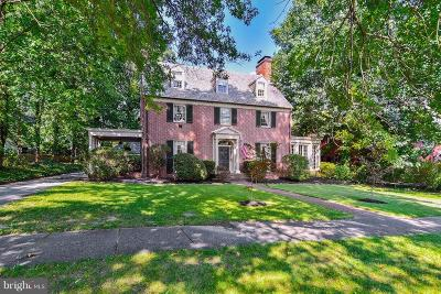 Guilford, Guilford/Jhu Single Family Home For Sale: 4207 Saint Paul Street