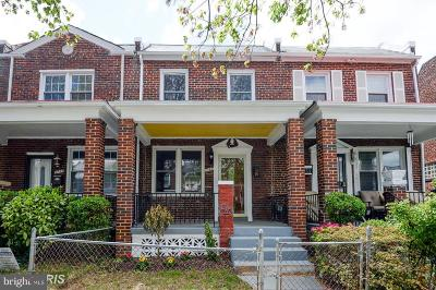 Trinidad Townhouse For Sale: 1767 Lang Place NE