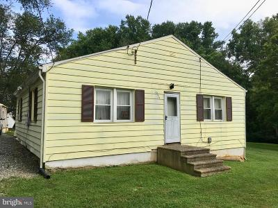 Street Single Family Home For Sale: 1533 Arena Road