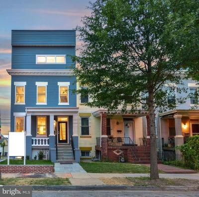 Bloomingdale Townhouse For Sale: 14 Channing Street NW #2