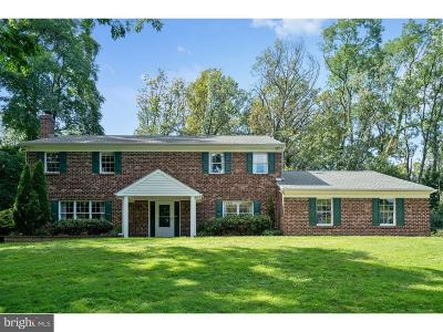 Huntingdon Valley Single Family Home For Sale: 2314 Terwood Road