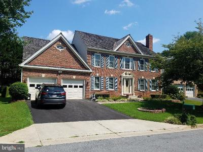 Gaithersburg Single Family Home For Sale: 119 Englefield Drive