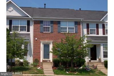 Dumfries Townhouse For Sale: 16889 Toms River Loop