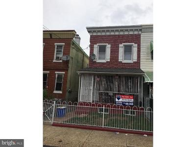 Port Richmond Single Family Home For Sale: 2035 E Clearfield Street