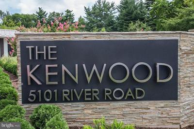 Bethesda Condo For Sale: 5101 River Road #501
