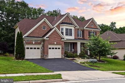 Woodbridge Single Family Home Active Under Contract: 12218 Tideswell Mill Court