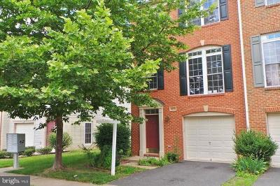 Centreville Townhouse For Sale: 13673 Lavender Mist Lane