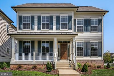 Silver Spring Single Family Home For Sale: 1201 Autumn Brook Avenue