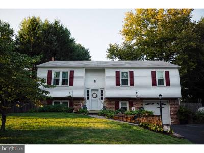 Phoenixville Single Family Home For Sale: 153 Silver Springs Road