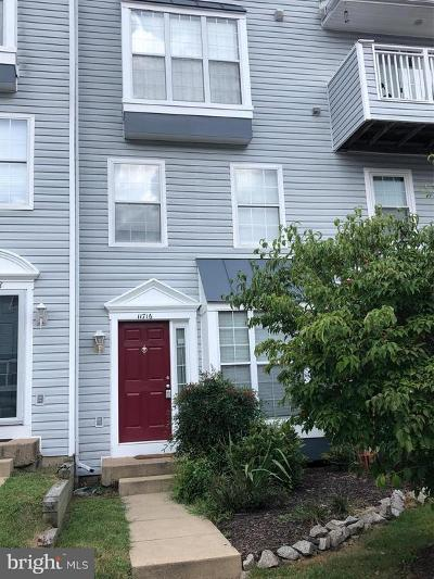 Woodbridge, Dumfries, Lorton Condo For Sale: 11716 Tolson Place