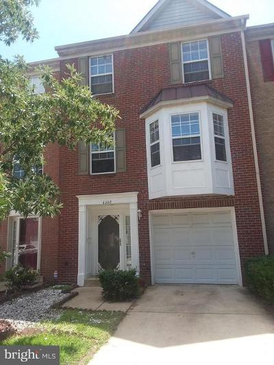 Fort Washington MD Townhouse For Sale: $260,000