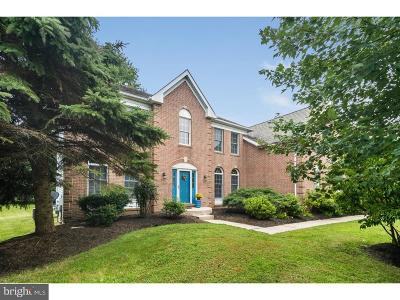 Doylestown Single Family Home For Sale: 4090 Hunt Drive