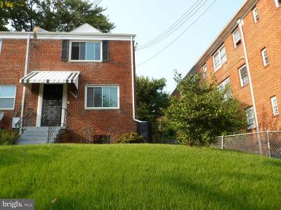 Rental For Rent: 642 Chesapeake Street SE
