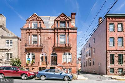 Baltimore City Townhouse For Sale: 206 Biddle Street