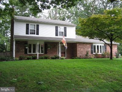 Hampstead Single Family Home For Sale: 4180 Double Tree Lane