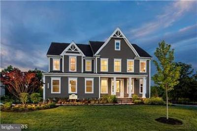 Aldie Single Family Home For Sale: Hickory Hedge Place