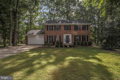 Dumfries Single Family Home For Sale: 15805 Lazy Day Lane