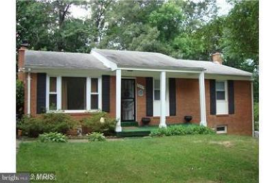 Clinton Single Family Home For Sale: 9007 Greenfield Lane