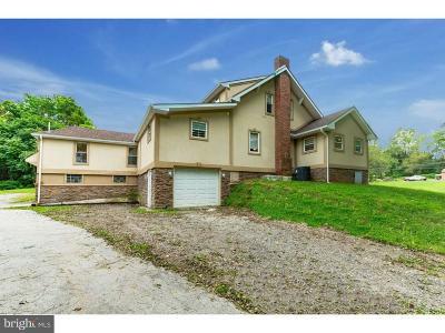 Phoenixville Single Family Home For Sale: 1501 Pawlings Road