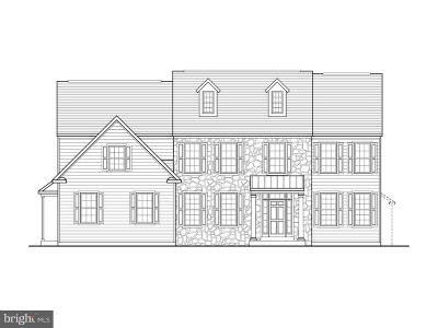 Downingtown Single Family Home For Sale: 1499 Glenside Road #LOT 3A