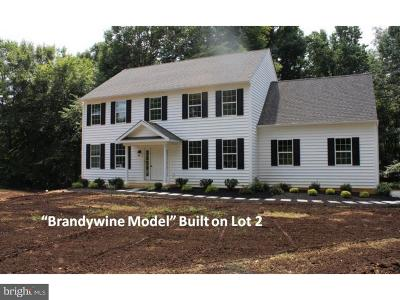 Downingtown Single Family Home For Sale: 1499 Glenside Road #LOT #3