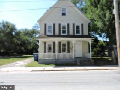 Laurel Single Family Home For Sale: 230 W 7th Street