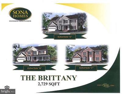 Culpeper Single Family Home For Sale: Lot 178