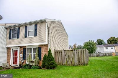 Walkersville MD Townhouse For Sale: $195,000