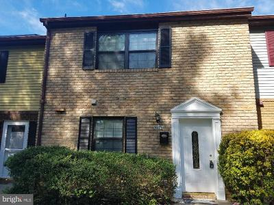 Owings Mills Townhouse For Sale: 9317 Fitzharding Lane