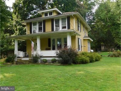 Bucks County Single Family Home For Sale: 1422 River Road