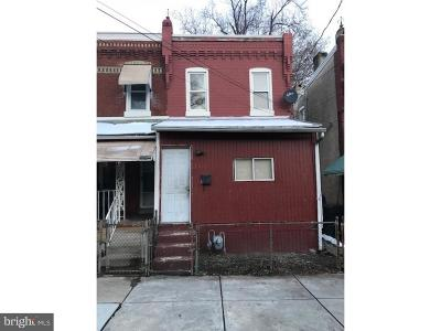 Chester Single Family Home For Sale: 1135 Walnut Street