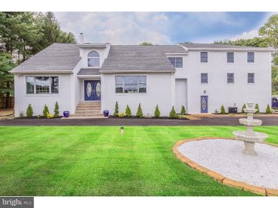 Moorestown Single Family Home For Sale: 925 McElwee Road