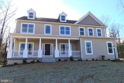 Culpeper Single Family Home For Sale: Lot 145