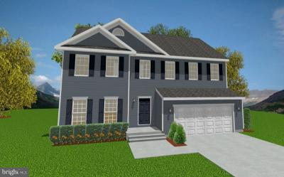 Culpeper Single Family Home For Sale: Lot 179