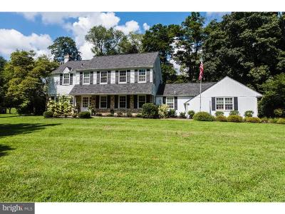 Newtown Square Single Family Home For Sale: 800 Lawrence Lane