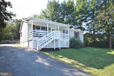 Toms Brook Single Family Home For Sale: 119 Jessica Place