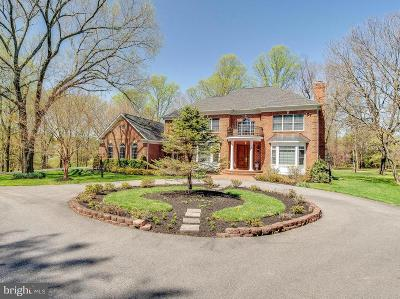 Gaithersburg Single Family Home For Sale: 13610 Query Mill Road