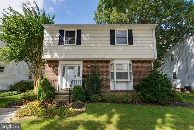 Baltimore Single Family Home For Sale: 532 Anneslie Road