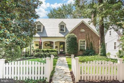 Annapolis Single Family Home For Sale: 5 Steele Avenue