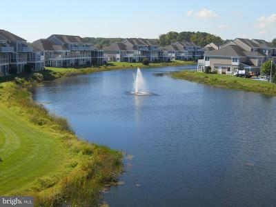 Selbyville Condo For Sale: 38151 Dockside Drive #1277