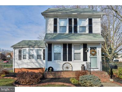Mount Holly Single Family Home For Sale: 351 Broad Street