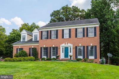 Ellicott City Single Family Home For Sale: 10300 Breconshire Road