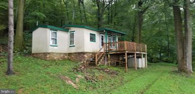 Perry County Single Family Home For Sale: 109 Cabin Lane