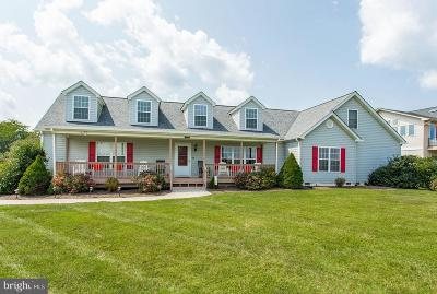 Louisa County Single Family Home For Sale: 262 Stonewall Court