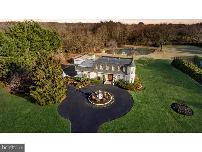Moorestown Single Family Home For Sale: 650 Garwood Road