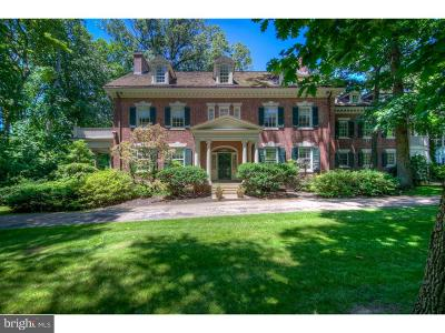 Single Family Home For Sale: 6601 Wissahickon Avenue