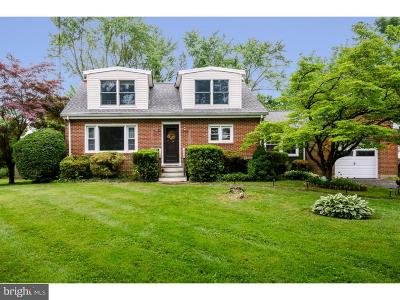 Pennington Single Family Home For Sale: 31 Washington Crossing Penn